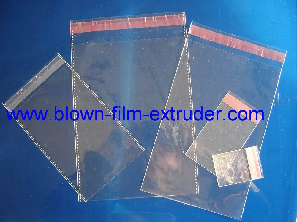 Plastic Bag Machine