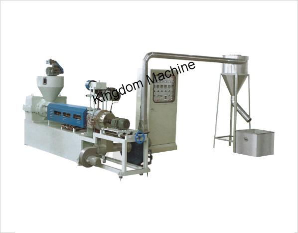 Wind cooling Recycling Machine