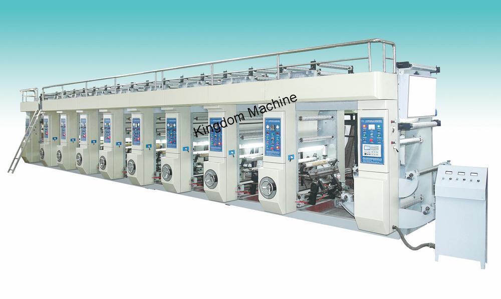 KDASY-M Computer Rotogravure Printing Machine