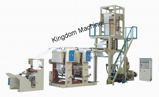 Film Blowing & Gravure Printing Connect-line